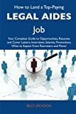 How to Land a Top-Paying Legal Aides Job, Billy Jackson, 1486121438