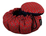 Wonderbag Non-Electric Portable Slow Cooker, Traditional Red