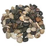 Decorative landscape stone pebbles add beauty and protect your yard patio and lawn by keeping down weed growth and controlling erosion. The beauty of natural stone is great for enhancing your landscape around trees, shrubs, flowerbeds, ponds ...