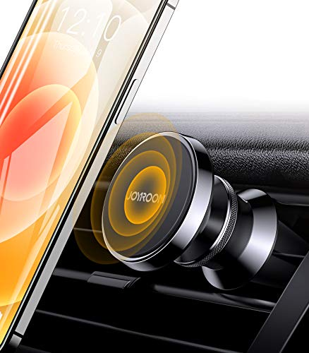 Magnetic Phone Holder for Car, Joyroom Air Vent Car Phone Mount with 6 Strong Magnets fit for iPhone 12 Pro Max/11/X/XS/XR/8 Plus/8/7 etc