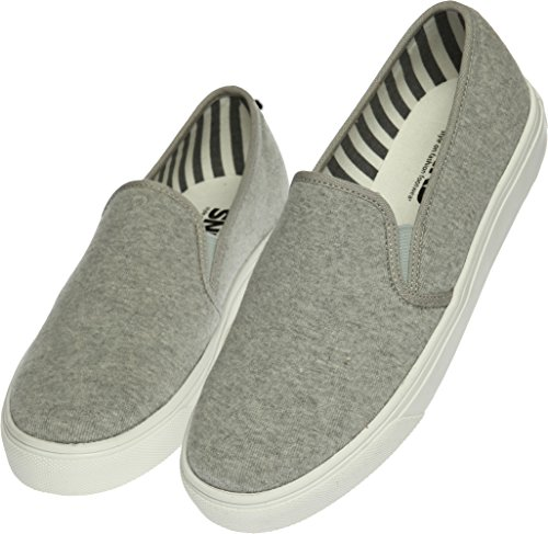 SNRD 131-7 Unisex-Slipper bis hoch Casual Schuhe Sneaker 136-Gray