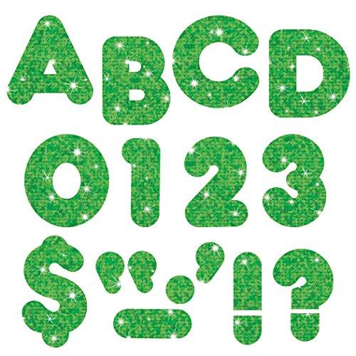 Letter Bulletin (Trend Enterprises Inc. Green Sparkle 4