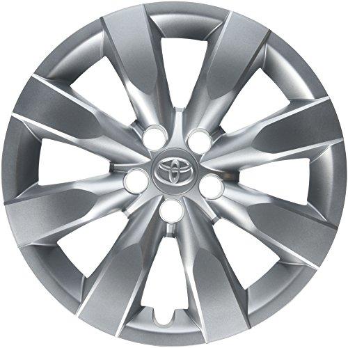genuine toyota hubcap - 5