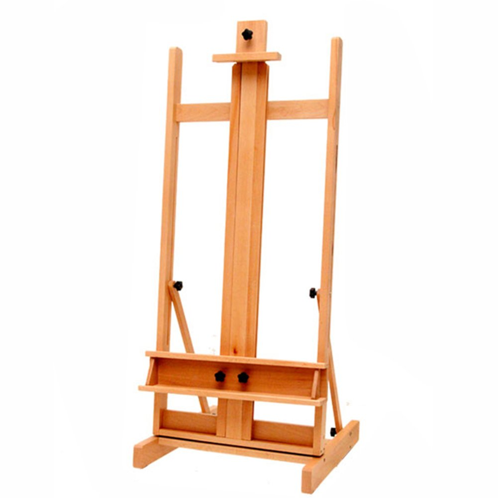 Staffelei Groß Floorstanding Wooden Skizzieren Sketchpad Ölgemälde ...