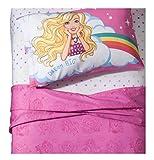 Mattel Barbie Unicorn Dreamtopia Twin Sheet Set