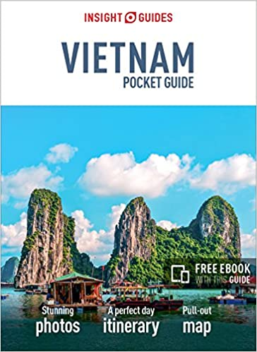 Insight Guides Pocket Vietnam Travel Guide with Free eBook