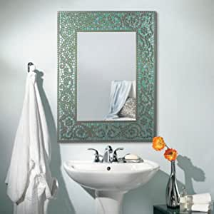 Amazon.com: Large Frameless Mosaic Replication Sea Glass ...
