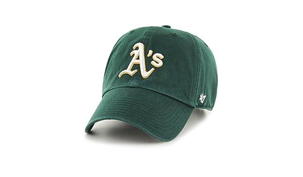 574d825b2cba1  47 Gorra de béisbol Clean Up Oakland Athletics Brand - Verde - Ajustable   Amazon.es  Ropa y accesorios