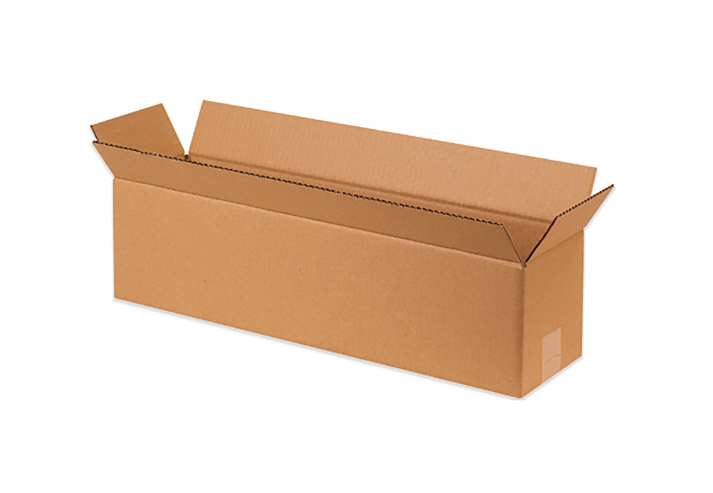 RetailSource B360606CB375 Corrugated Box, 6'' Height, 6'' Width, 36'' Length, Brown (Pack of 375)