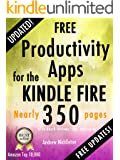 Free Productivity Apps for the Kindle Fire (Free Kindle Fire Apps That Don't Suck Book 5)