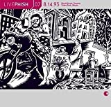 Live Phish Vol. 7: 8/14/93, World Music Theatre, Tinley Park, Illinois by Elektra / Wea (2002-04-16)