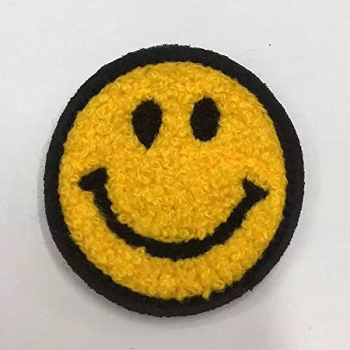pack-of-5-high-quality-dia-63cm-diy-embroidered-emoji-patches-kids-cartoon-motif-patch-smile-face-ir