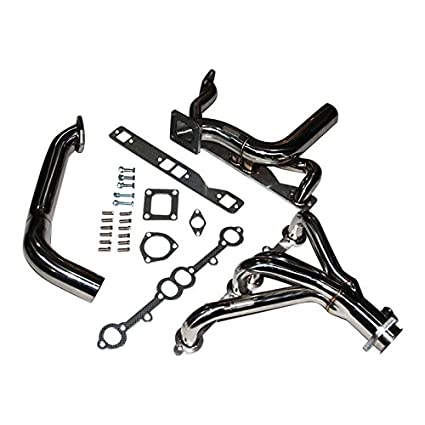 Amazon.com: XS-Power GM 305 350 CAMARO SMALL BLOCK CHEVY T4 TURBO SETUP: Automotive