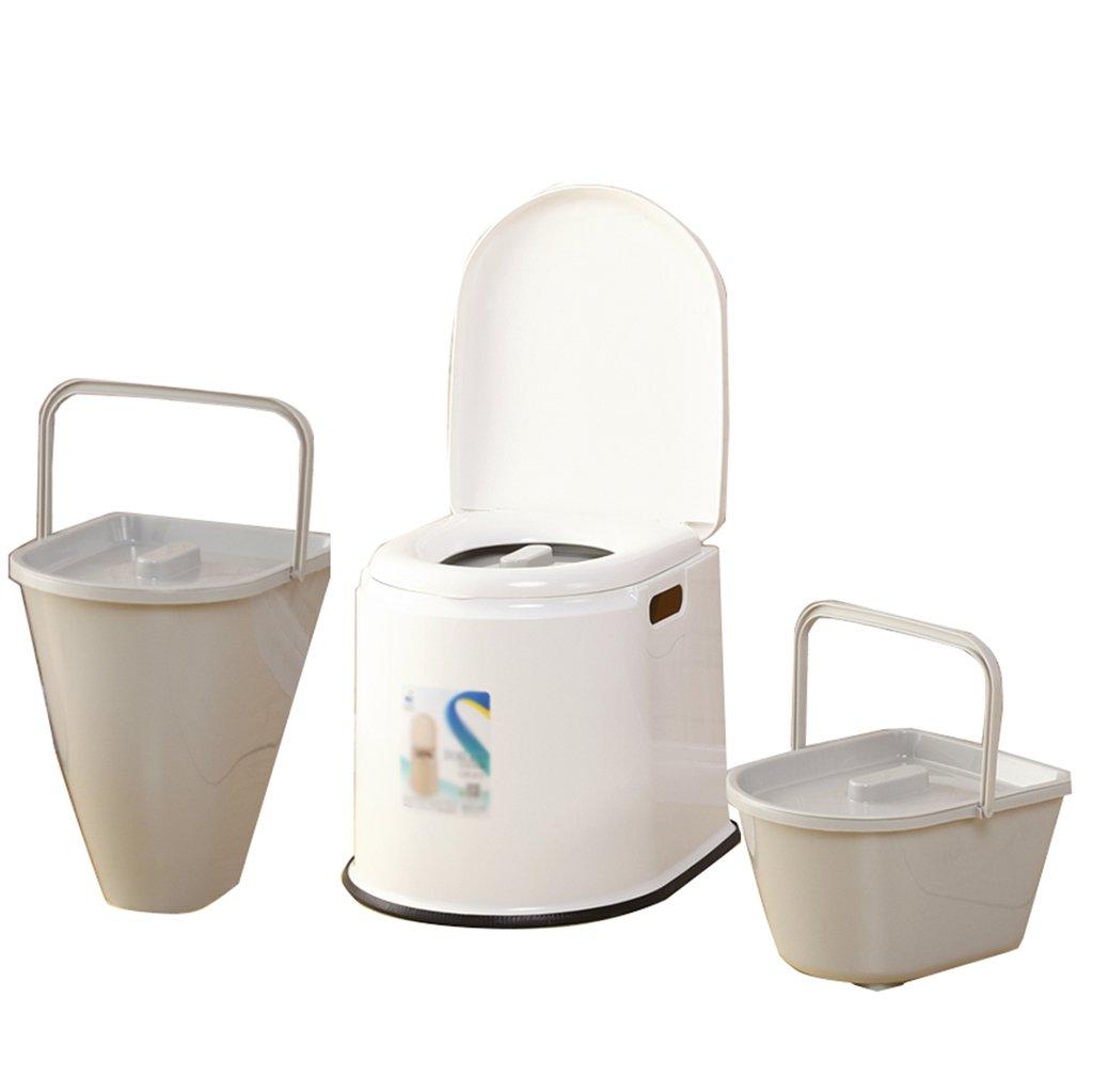 トイレチェアポータブルノンスリップトイレトイレ旅行キャンプハイキングピクニックアウトドア ( 色 : C ) B07CM42MXV C C