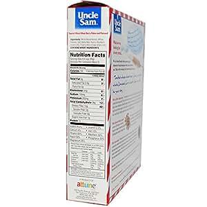 U S Mills Uncle Sam Cereal -- 10 oz