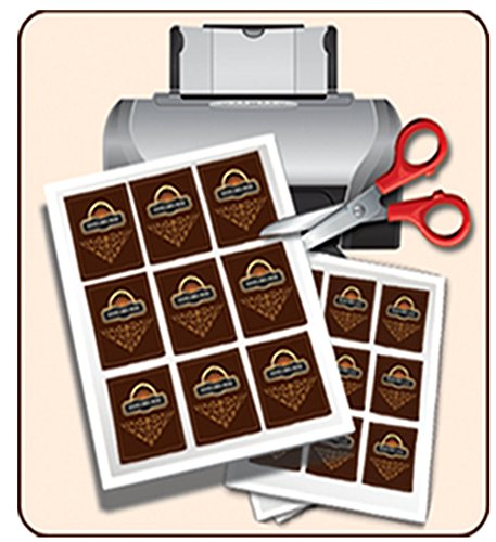 FastLabel Fermentation Accessories - Standard 12oz Beer Bottle labels - Never scrub a bottle again brought to you by FastFerment by FastLabel (Image #3)'
