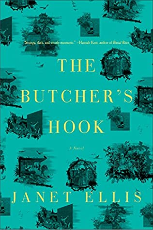book cover of The Butcher\'s Hook