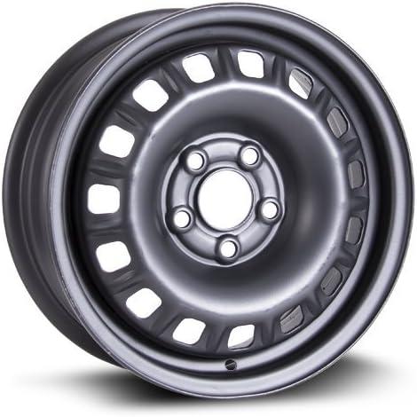 Steel Rim New Aftermarket Wheel 5X100 41 RTX 14X5.5 57.1 black finish X99116N