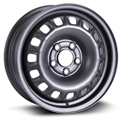 This NEW aftermarket Steel Rim / Wheel is perfect for replacement wheel, spare tire / rim or full wheel swap. Black RTX Steel Rim. Diameter: 14in, width: 5.5in, bolt pattern: 5-100, center bore: 57.1, offset: +41 (positive offset). This rim /...