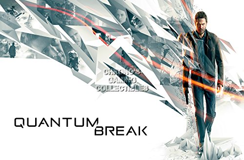 CGC Huge Poster - Quantum Break Xbox One