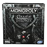 Book cover from Monopoly Game of Thrones Board Game for Adults by J.R.R. Tolkien