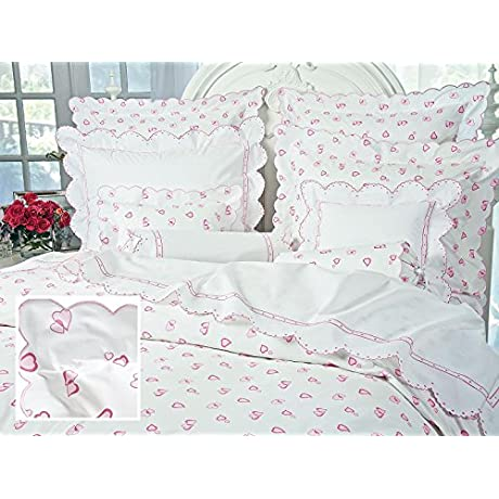 Lovable 21 Sheet Sets Twin 1 Flat 1 Fitted 1 Std Sham Pink