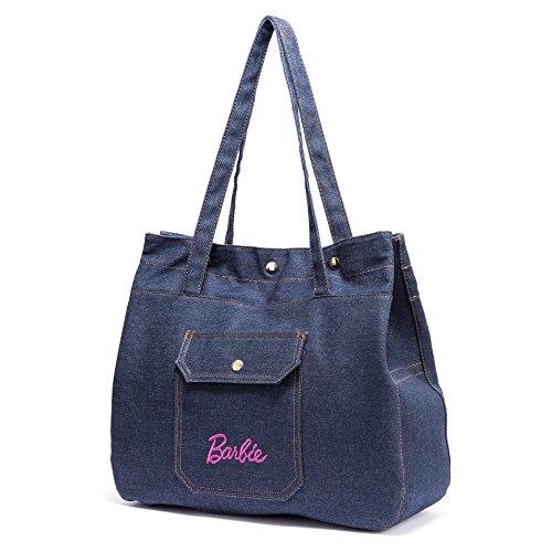 Barbie Bolso bandolera para Mujer Boloso a mano de estilo moderno y elegante BBFB584 (marrón) 5