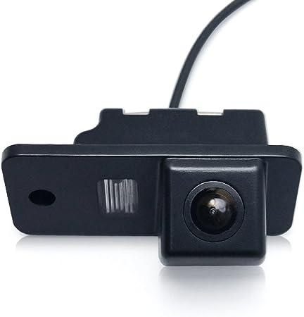 Auto Rückfahrkamera In Kennzeichenleuchte Weitwinkel Elektronik