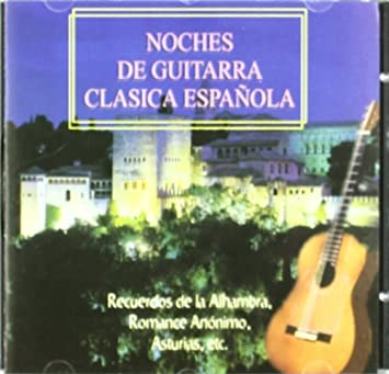 Noches De Guitarra Clasica Española: Various Artists: Amazon.es ...