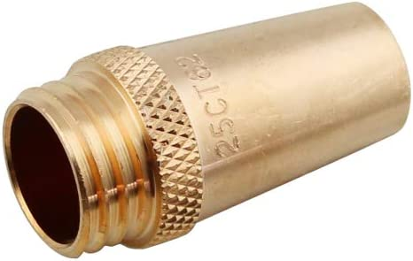 WeldingCity 5 Gas Nozzles 25CT-62 25CT-62 5//8 for Lincoln Magnum and Tweco MIG Welding Guns