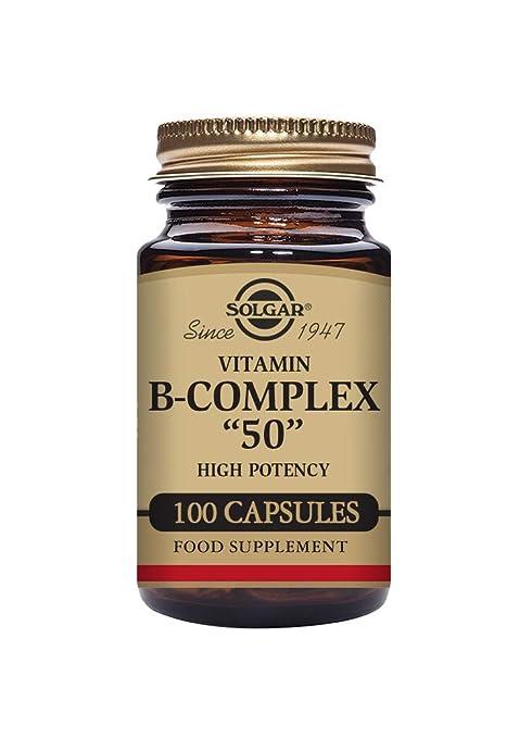 ceefe6b2a Solgar Formula Vitamin B-Complex