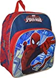 Marvel Spiderman 10″ Deluxe 3D Embossed Mini Backpack