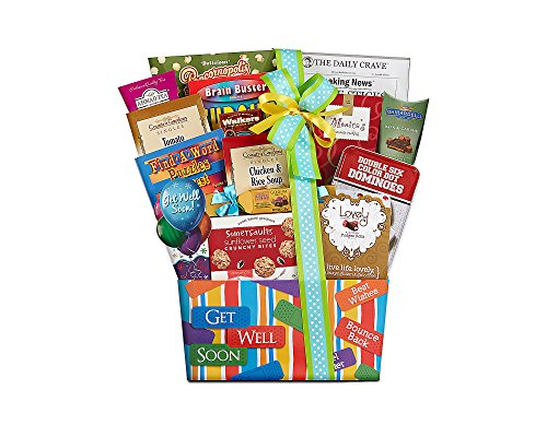 Get Well Soon Gift Basket ()