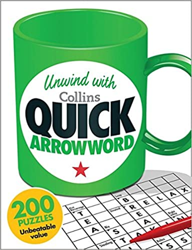 collins quick arrowword amazoncouk collins 9780007465026 books