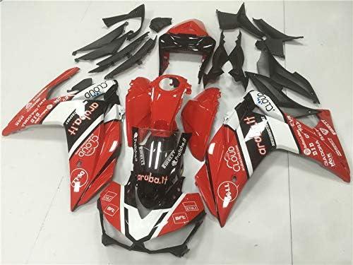 NT FAIRING Red White Fairing Fit for Yamaha R25 2015-2017 /& R3 2014-2018 New Injection Mold ABS Plastics Bodywork Body Kit Bodyframe Body Work