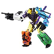 Amazon Lightning Deal 87% claimed: Transformers Generations G2 Bruticus Collection Pack Toy
