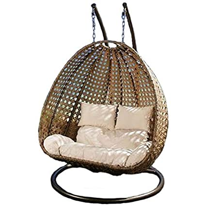 Awesome Hindoro Outdoor Furniture Double Seater Hanging Swing Download Free Architecture Designs Ferenbritishbridgeorg