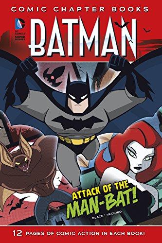 Attack of the Man-Bat! (Batman: Comic Chapter Books)]()