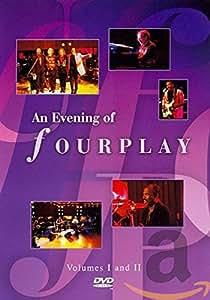 Various Artists - An Evening of Fourplay, Vol. I & II [DVD]
