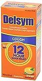 Delsym Adult Cough Suppressant Liquid, Orange Flavor, 5 oz