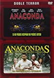 Doble Terror Anaconda+Anacondas (Import Movie) (European Format - Zone 2) (2011) Varios Actores; Varios D