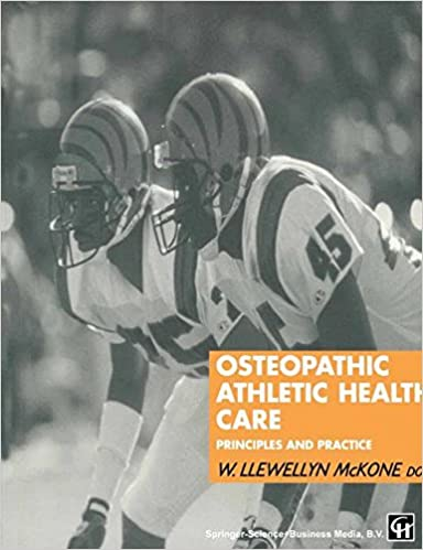 Book Osteopathic Athletic Health Care: Principles and practice