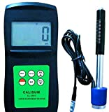 Palm size LCD with back light leeb hardness tester