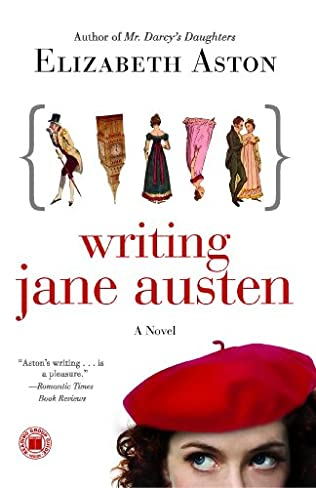 book cover of Writing Jane Austen