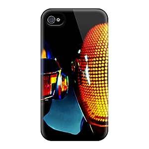 LauraAdamicska Iphone 6plus Protector Hard Phone Cover Unique Design Lifelike Daft Punk Pattern [PVO7183wxQI]