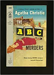 a review of agatha christies abc book series Malaysia online bookstore - love the crime mysteries concocted by agatha christie check out the series here.