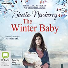 The Winter Baby Audiobook by Sheila Newberry Narrated by Mary Woodvine