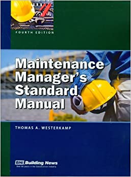 Book Maintenance Manager's Standard Manual