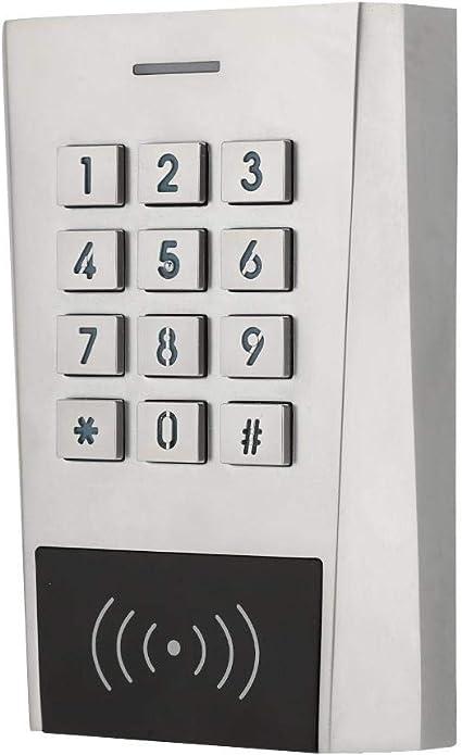 Teclado de control de acceso, teclado Bluetooth Control de ...