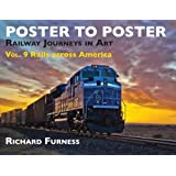 Rails Across America:  Railway Journeys in Art (Poster to Poster)